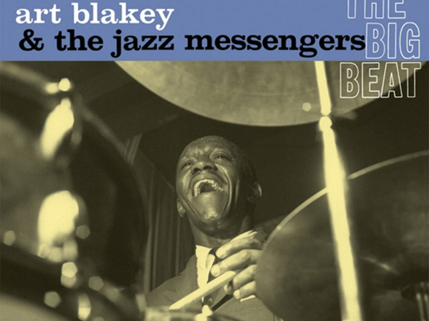 Art Blakey & The Jazz Messengers - The Big Beat 180g 45rpm 2LP Numbered Limited Edition 180g 45rpm 2LP