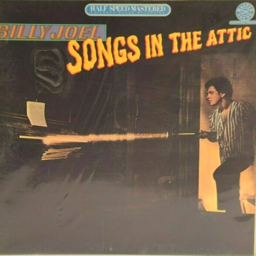 Songs in the Attic - CBS Mastersound Half Speed - Sealed