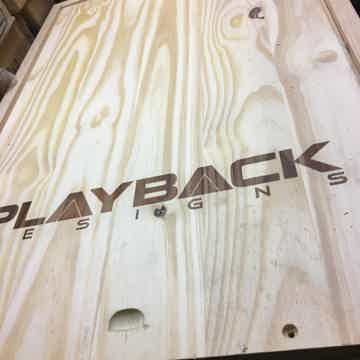 Playback Designs Syrah