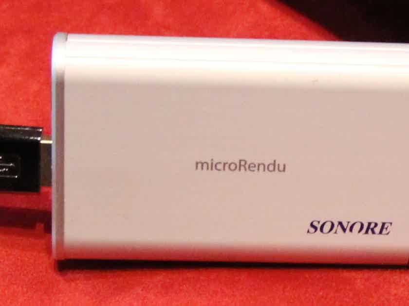 Sonore microRendu  Sonora microRendu