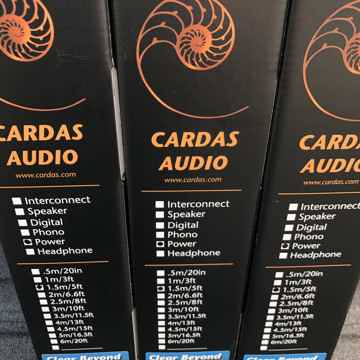 Cardas Audio CLEAR BEYOND
