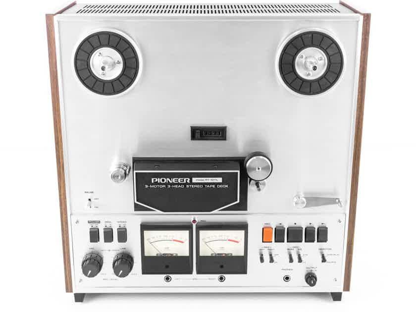 Pioneer RT-1011L Vintage Reel to Reel Tape Player; Recorder (21014)