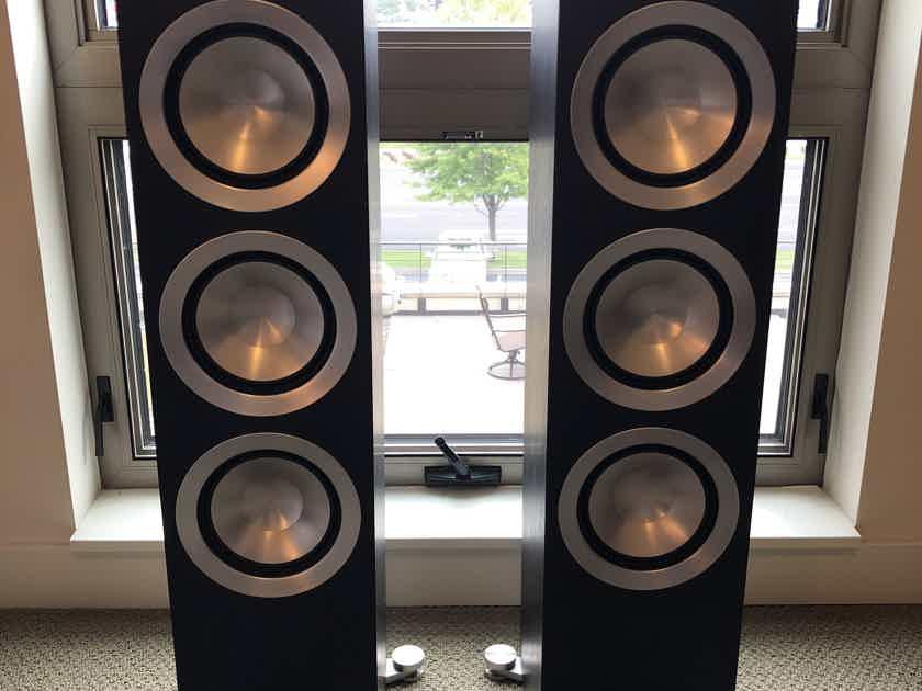 Paradigm Prestige 85F Black Walnut Speakers