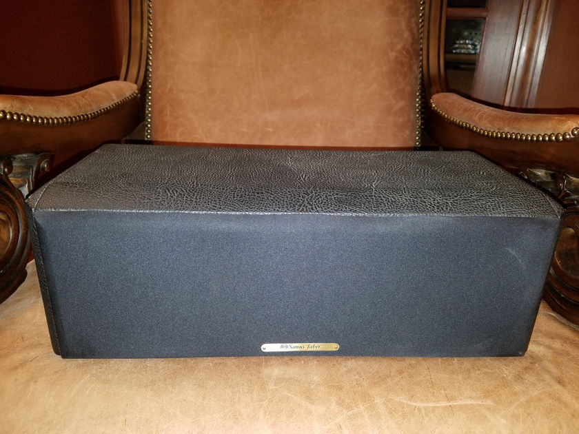 Sonus Faber Piccolo Solo High End Center Channel Spraker