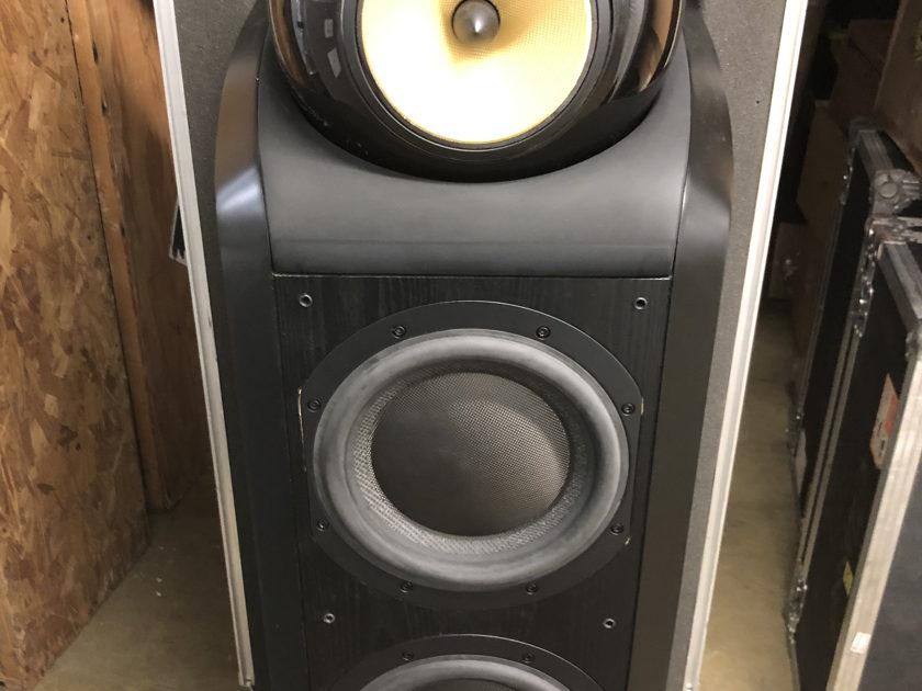 B&W (Bowers & Wilkins) 800D Single Speaker, Crazy Badass Center!!  72% off of Orig Retail