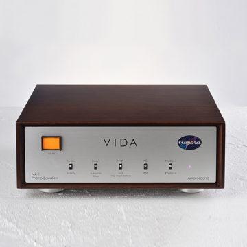 Aurorasound VIDA Mk.II  LCR type phono stage