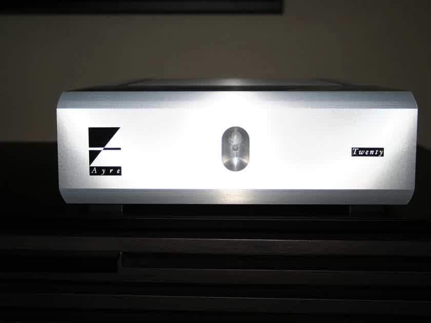 Ayre Acoustics MXR-Twenty Mono Blocks Pair-Like New in Factory Original Boxes-Warranty