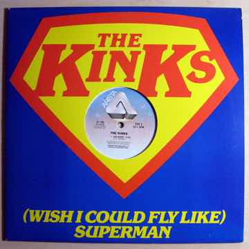 The Kinks - (Wish I Could Fly Like) Superman  - 1979 Ar...
