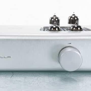 Valhalla Tube Headphone Amplifier
