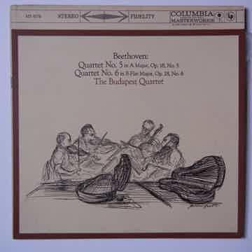 Quartet No. 5 & No. 6