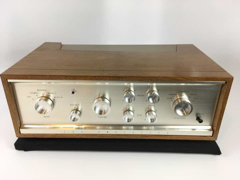 Luxman SQ-38D Tube Integrated, Rare and Unique