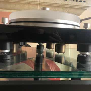Hartvig Audio /IKEDA arm and  cartridge  TT