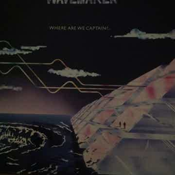 Wavemaker - Where Are We Captain? Polydor Records U. K....