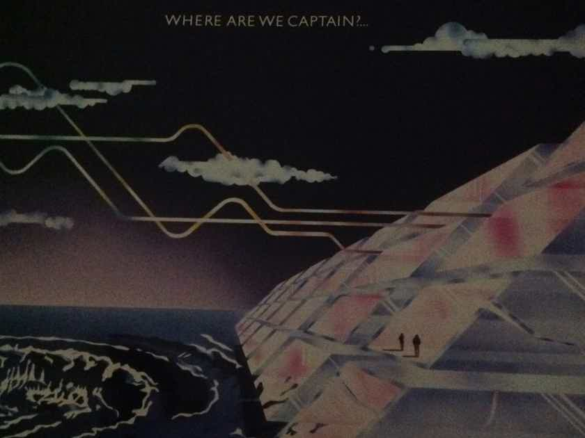 Wavemaker - Where Are We Captain? Polydor Records U. K. Vinyl LP NM