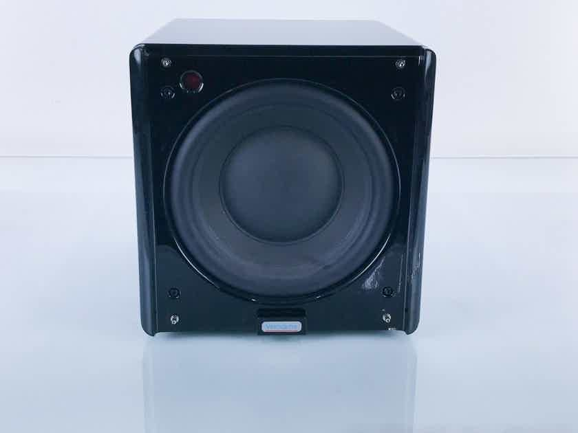 """Velodyne DD12 12"""" Powered Subwoofer; Remote; AS-IS (Distorted Sound) (16972)"""