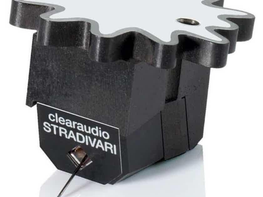 Clearaudio Stradivari V2