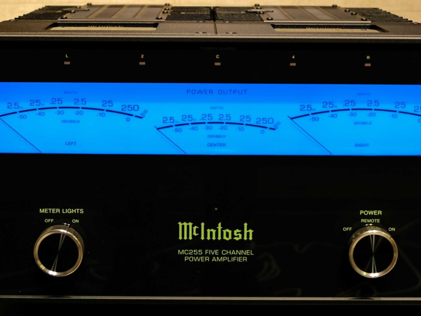 McIntosh MC 255