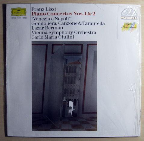 Franz Liszt - Lazar Berman / Wiener Symphoniker
