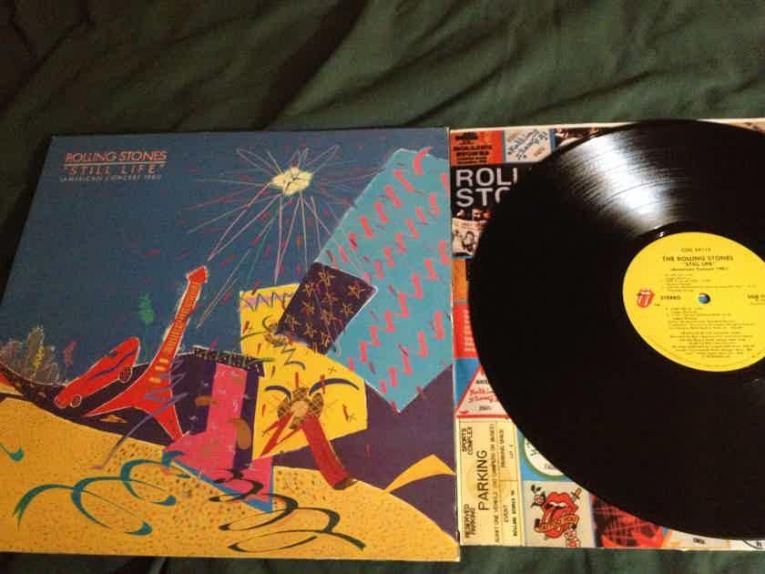Rolling Stones - Still Life LP NM Deadwax Sterling RL