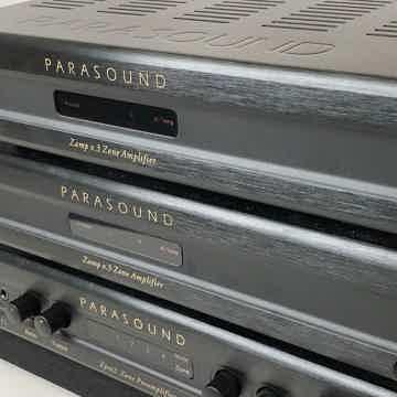 Parasound Zamp v.3 Compact Stereo Zone Amplifier (B)