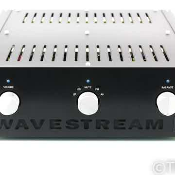 Wavestream Kinetics Linestage Stereo Tube Preamplifier