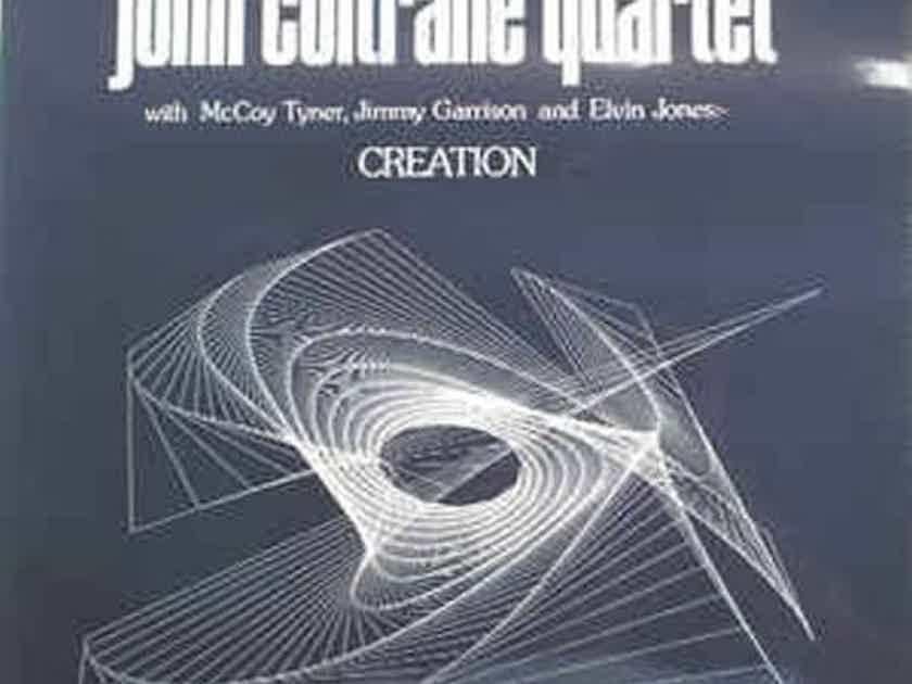 John Coltrane Set Of 6 Brand New Factory Sealed Vinyl Lp's