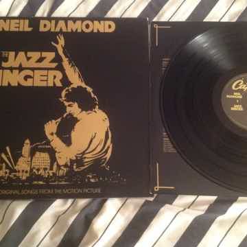 Neil Diamond  The Jazz Singer Gatefold Cover Capitol Re...