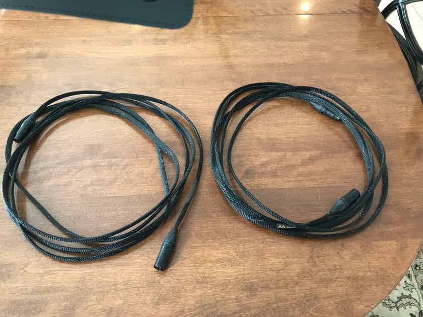 Morrow Audio MA6 XLR 5 Meter Interconnects