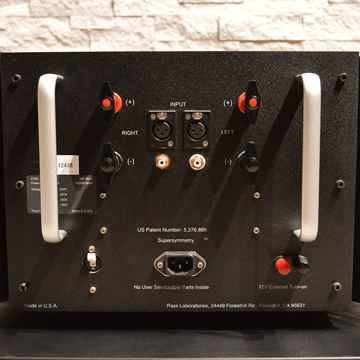 Pass Labs X350