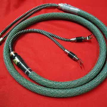 Crystal Clear Audio Magnum Opus Speaker Cables 2.0 meter