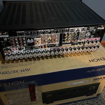 Denon AVR-X6700H
