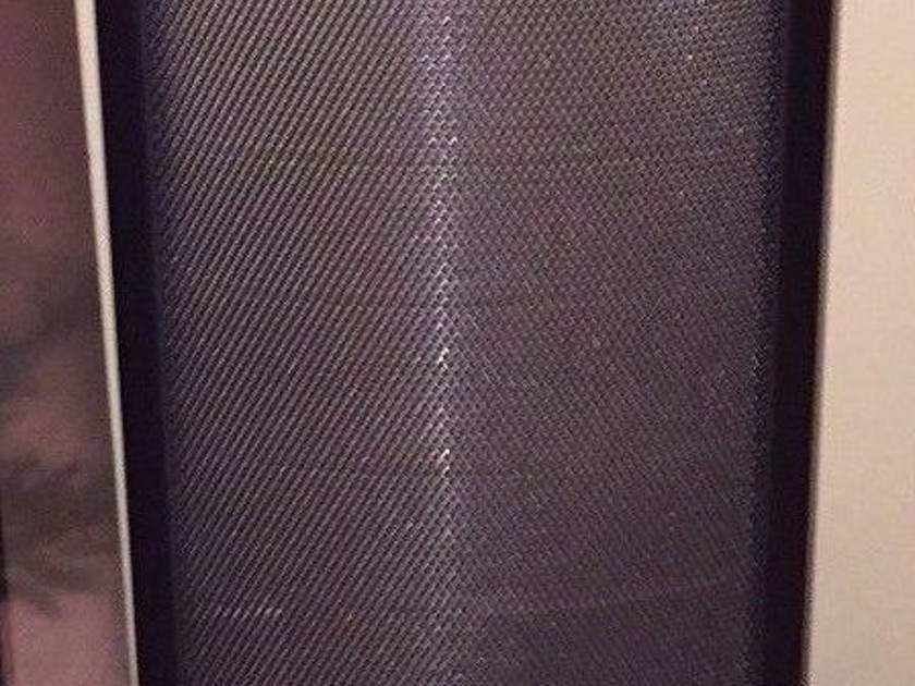 "Martin Logan Montis ""Store Demo"" Speakers with Full Warranty - Black Ash"