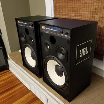 JBL 4312SE 70th Anniversary Studio Monitor Loudspeakers