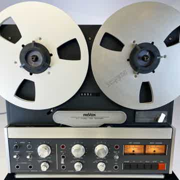 ReVox B77 High-Speed Reel to Reel - Fully Serviced and ...
