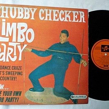 CHUBBY CHECKER LP --LIMBO PARTY--