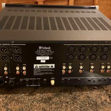 McIntosh C-2200