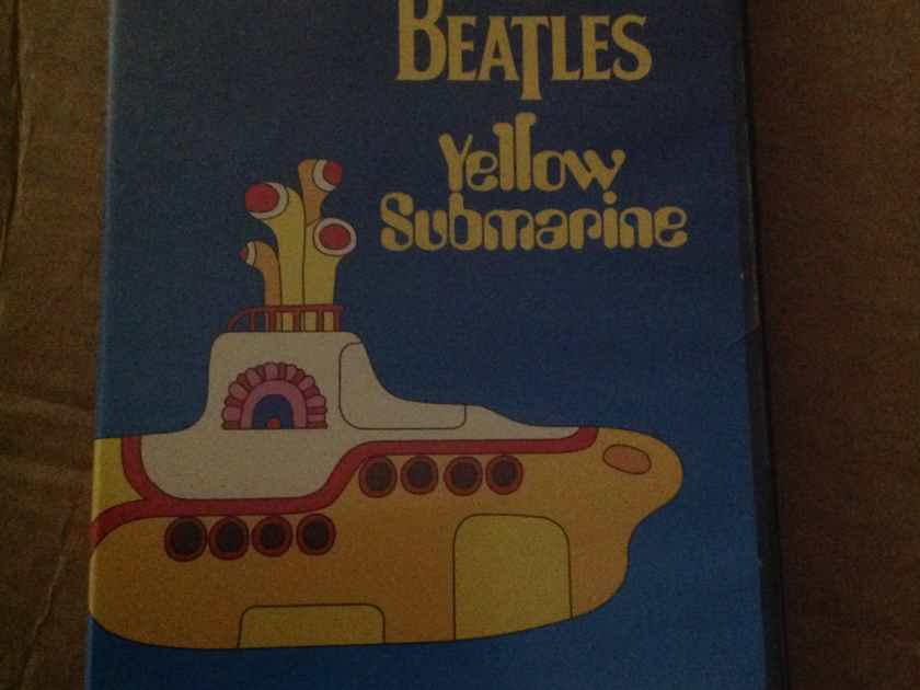 The Beatles - Yellow Submarine  Dvd Region 1