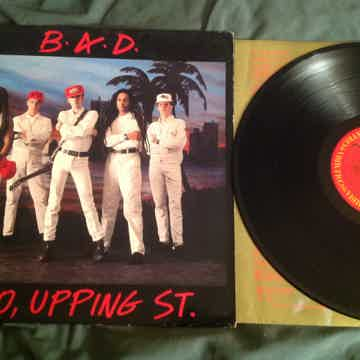 Big Audio Dynamite  No. 10, Upping St. 1A/1A Stampers