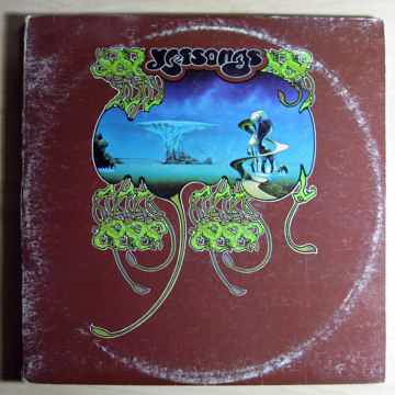 YES - Yessongs - Presswell Reissue Atlantic ‎Records SD...