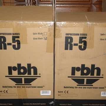 RBH Sound impression r-5e