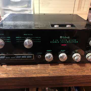 C26 Stereo Preamplifier