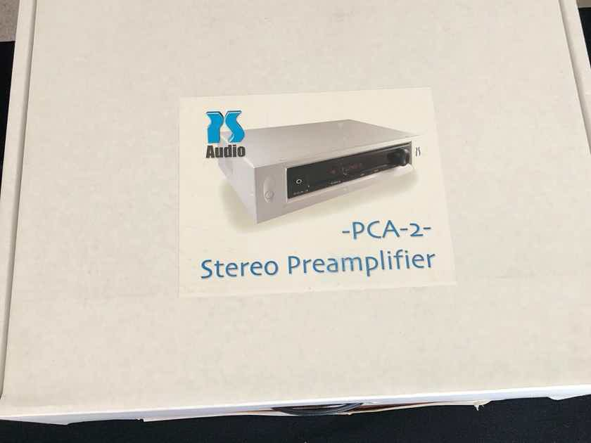 PS Audio PCA-2 Stereo Preamplifier like New Mint Condition