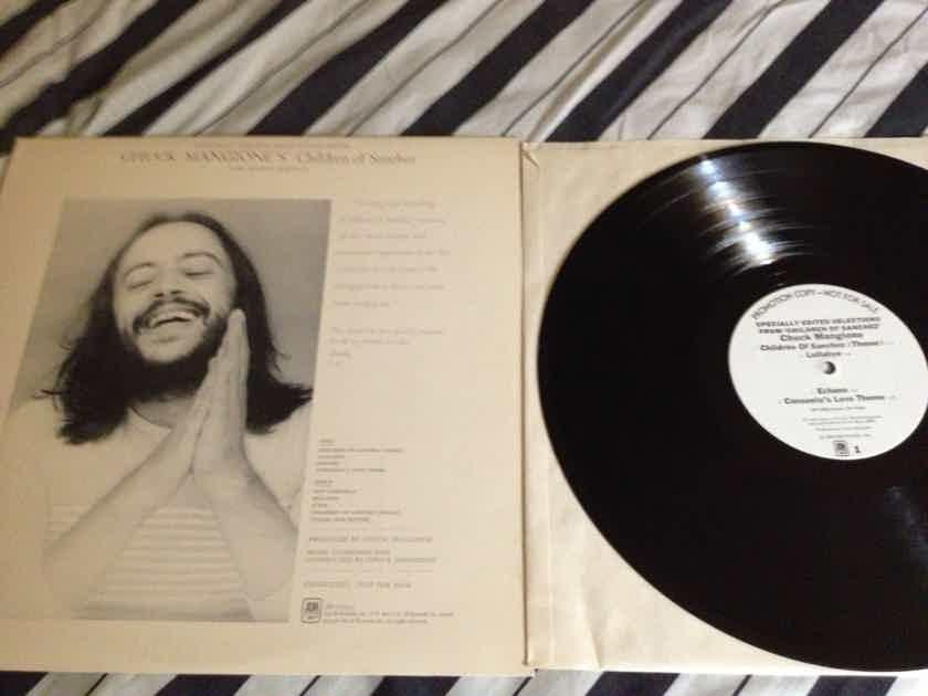 Chuck Mangione - Edited Selections Children Of Sanchez A & M Records Promo LP Vinyl  NM