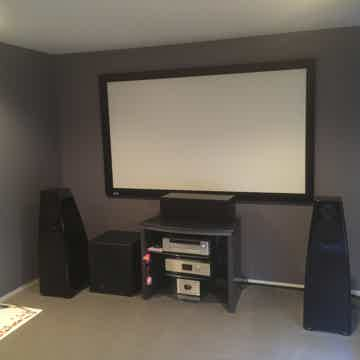 Meridian DSP-7000 Theater Package
