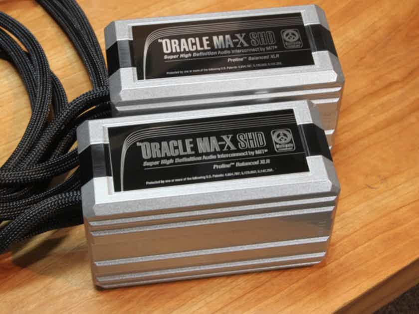 MIT Oracle MA-X shd 2M XLR