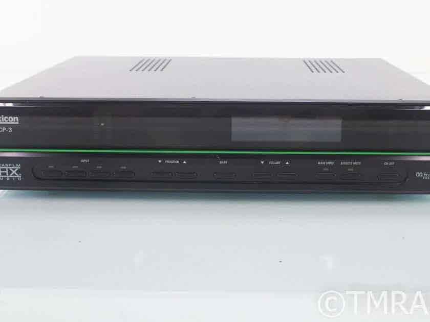 Lexicon CP-3 5.1 Channel Home Theater Surround Processor; CP3; Remote (18698)