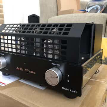 EL84 Ultralinear Class A/B Vacuum Tube Amplifier