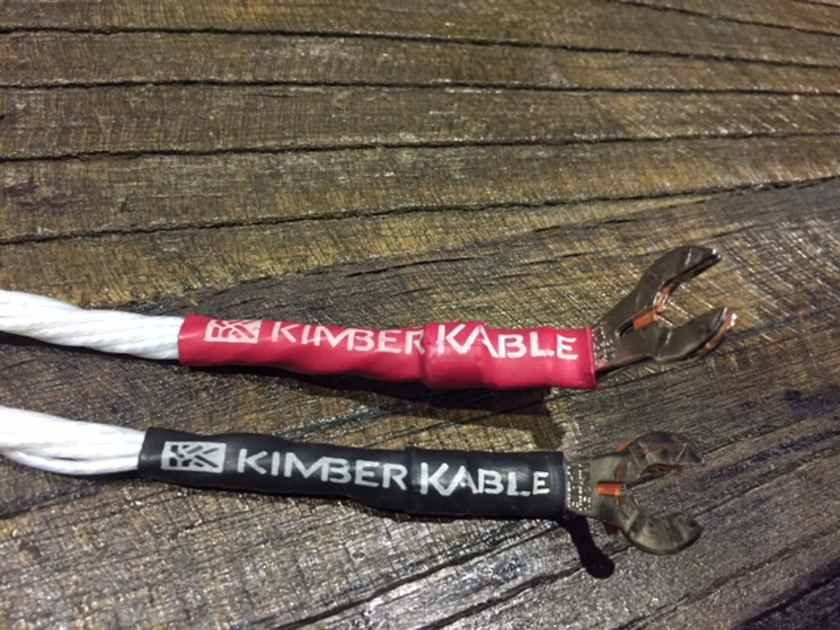 Kimber Kable 8AG Speaker Cable 2.1m
