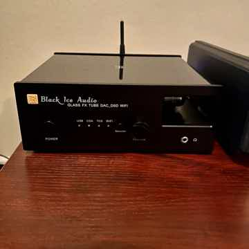 Black Ice  FX Tube Wireless DAC.