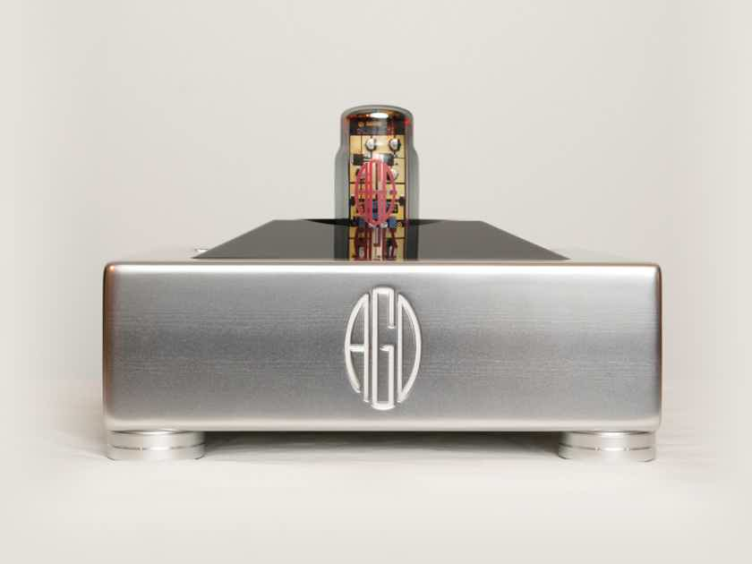 AGD GaN Tube MONO amps. This is the future of amplification.
